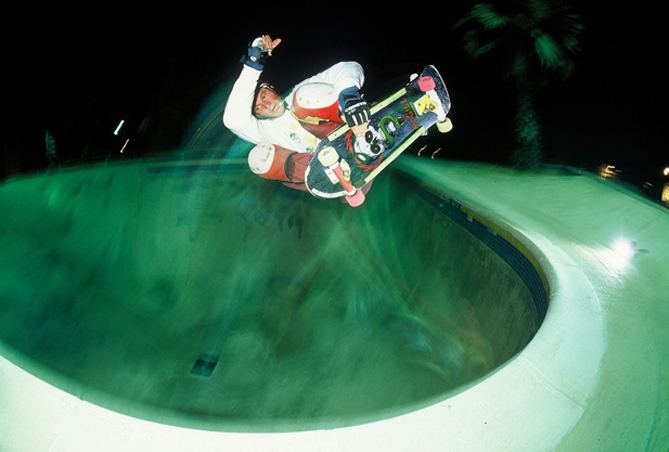 Mike McGill - Del Mar Skate Ranch