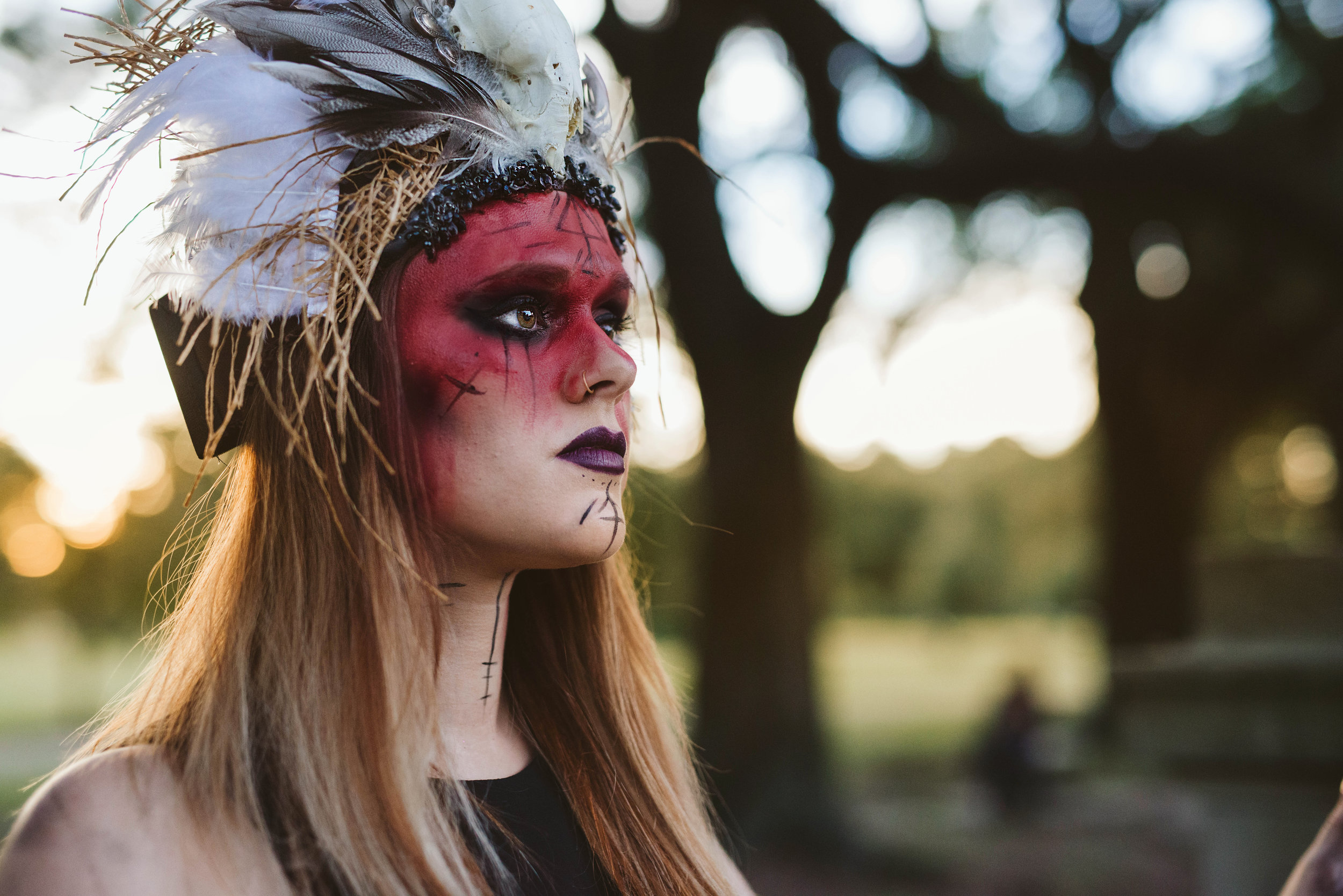 New Orleans Styled Portrait Session