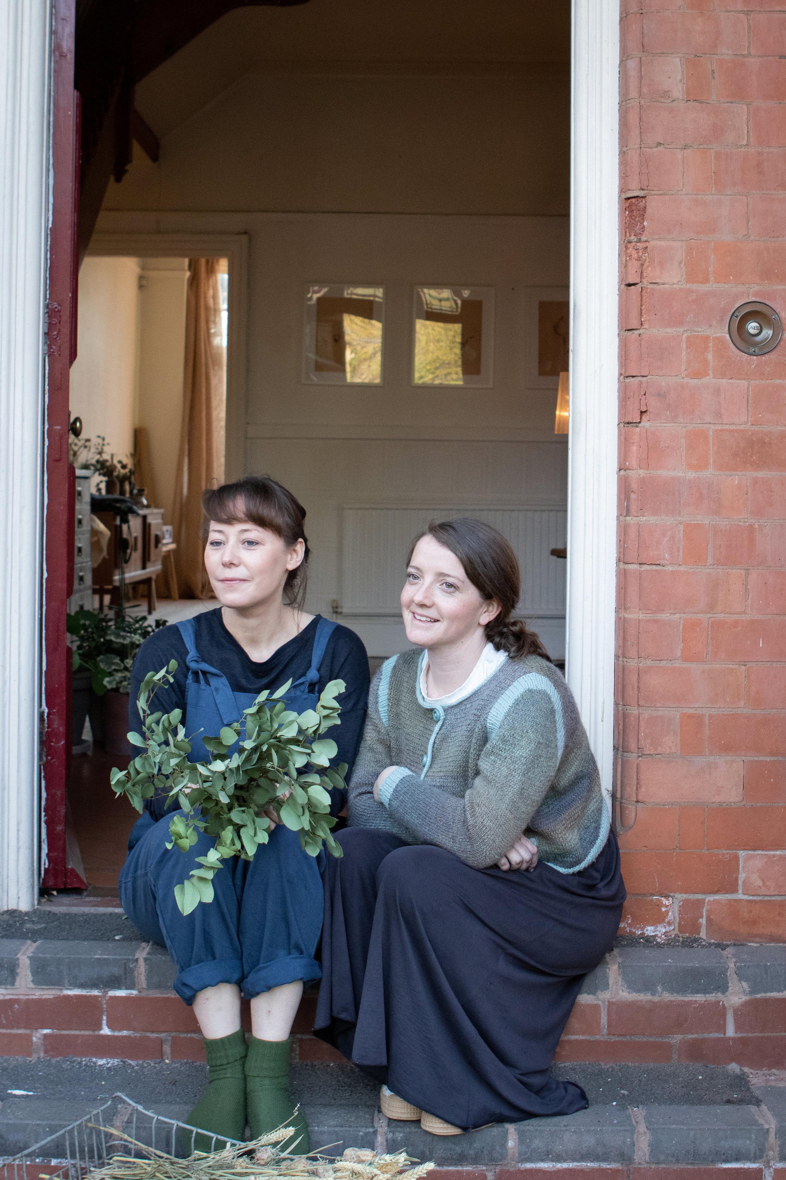 seasonal retreats - Carolyn & Katie