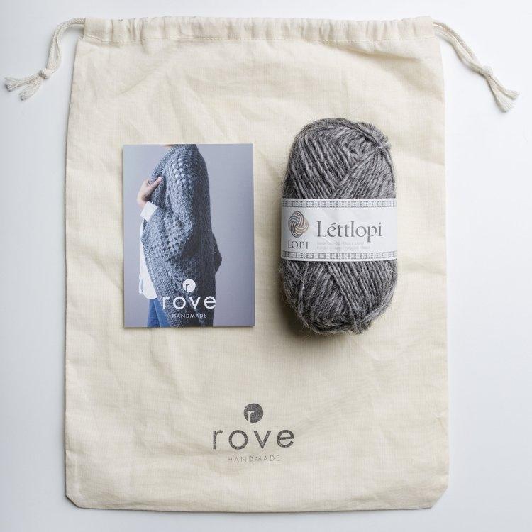 Rove Handmade Basic Crochet Kit