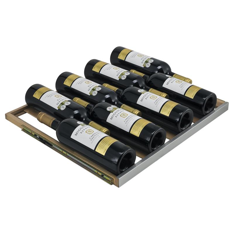 Shelf outside of wine cooler-1.jpg