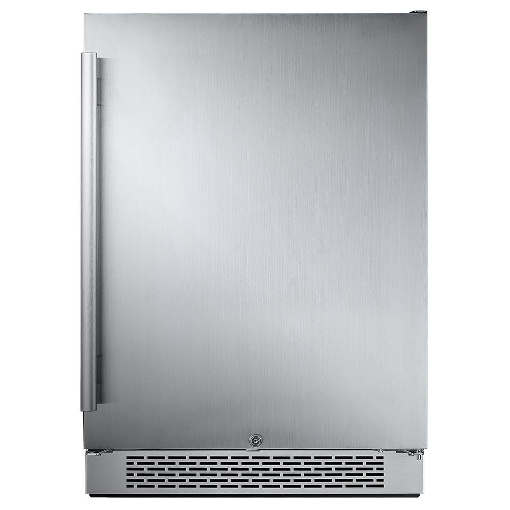 AFR241SS Avallon 5.5 Cu Ft Built-In Refrigerator