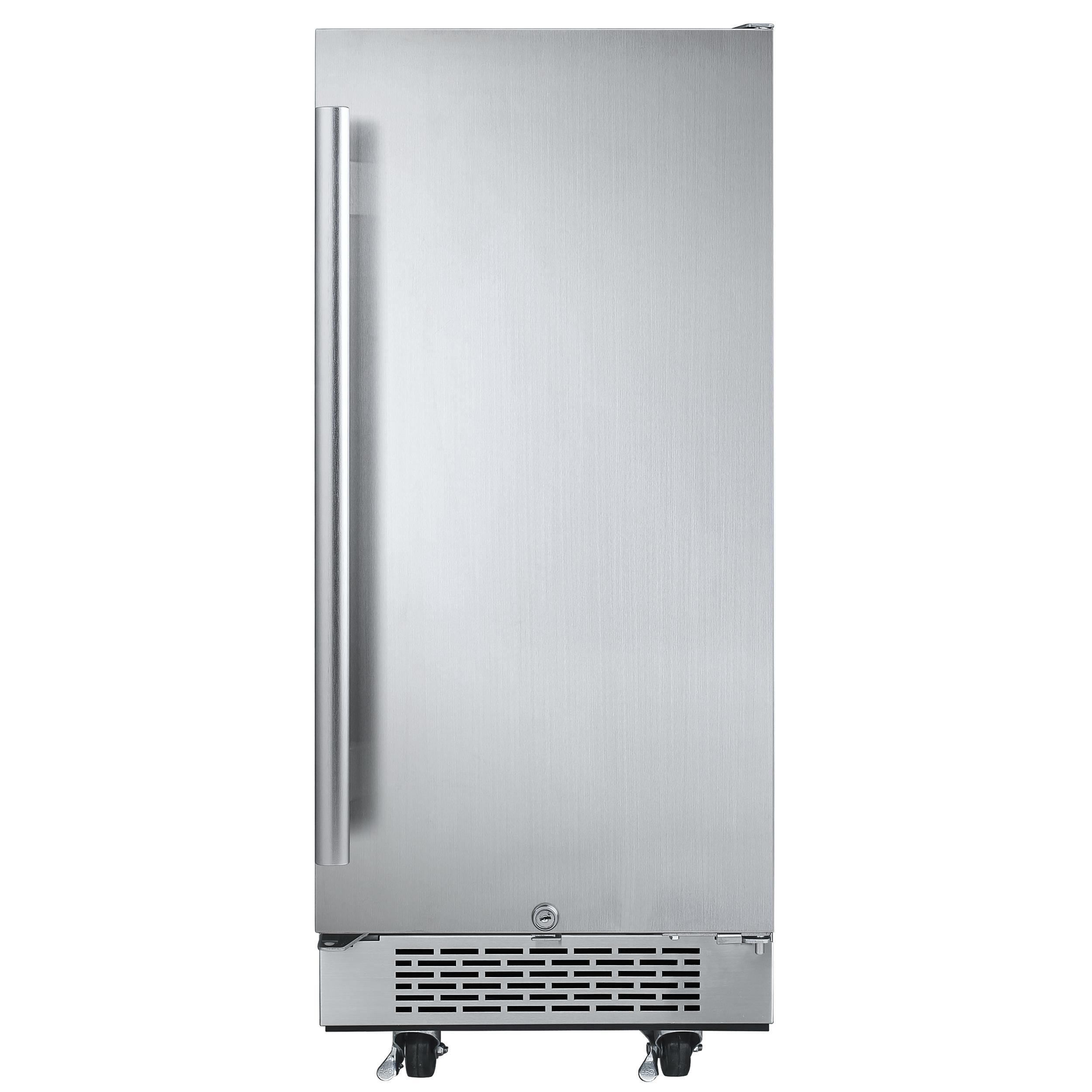 AFR151SSOD Avallon 3.3 Cu Ft Built-In Outdoor Refrigerator