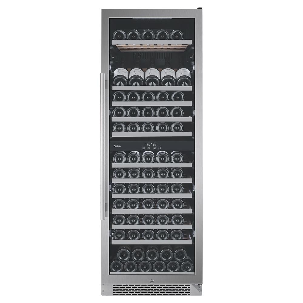 AWC241TDZ 141 Bottle Avallon Built-In Dual Zone Wine Cooler