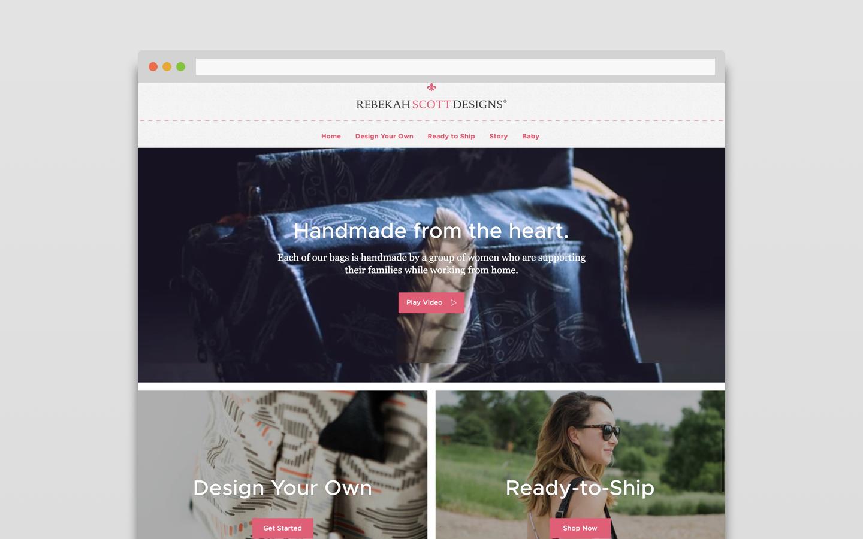 Homepage at ShopRSD.com
