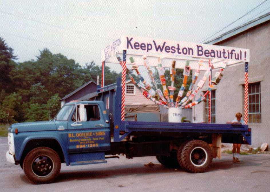 1976-Keep Wayland Beautiful Truck driver side view.png
