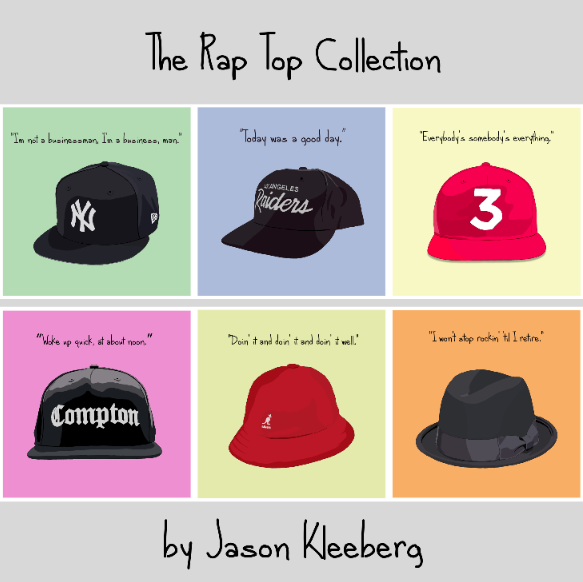 THE RAP TOP COLLECTION