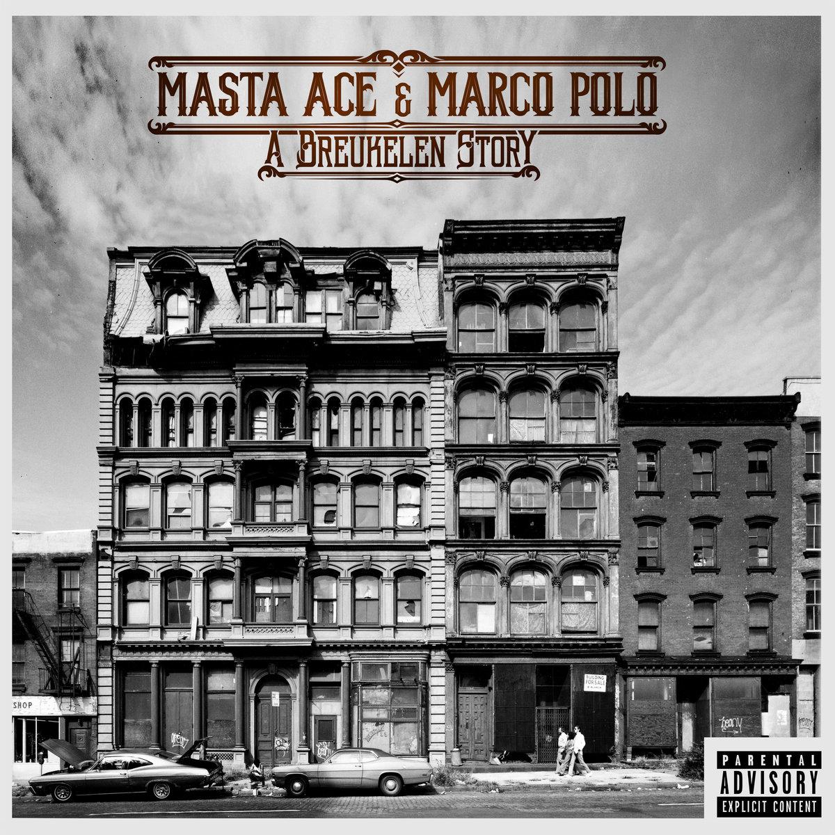 A BREUKELEN STORY - MASTA ACE & MARCO POLO