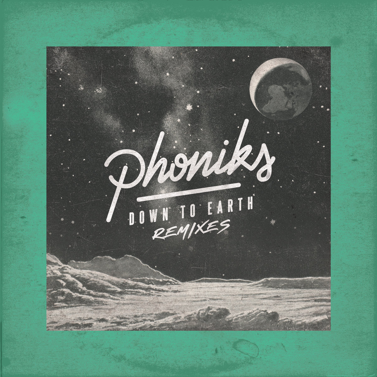 DOWN TO EARTH REMIX - PHONIKS