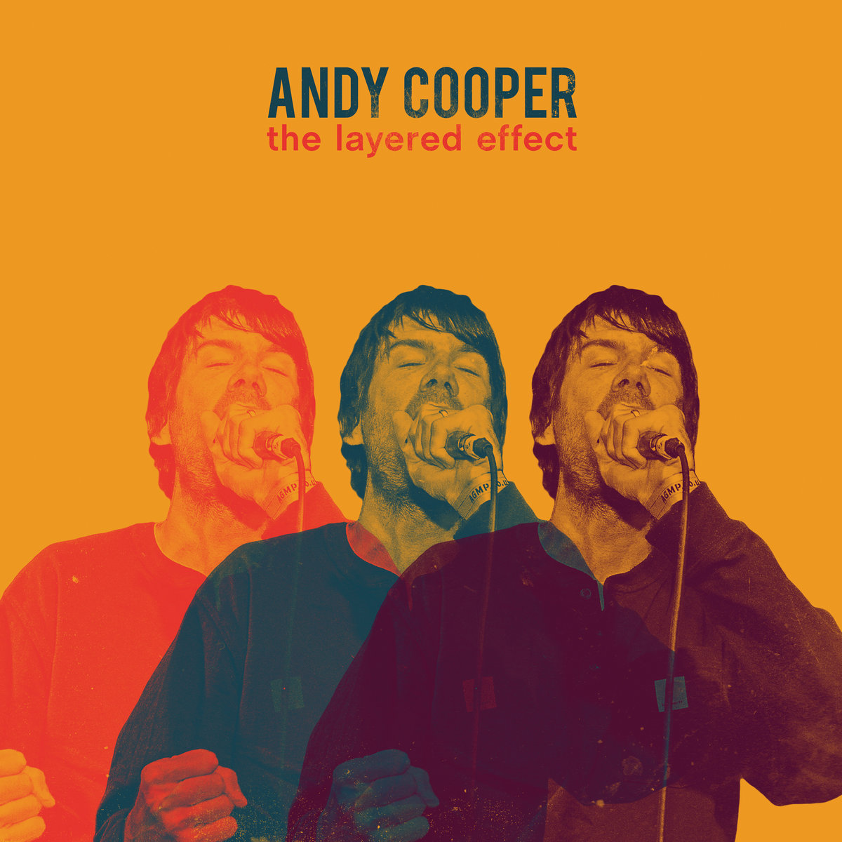 THE LAYERED EFFECT - ANDY COOPER