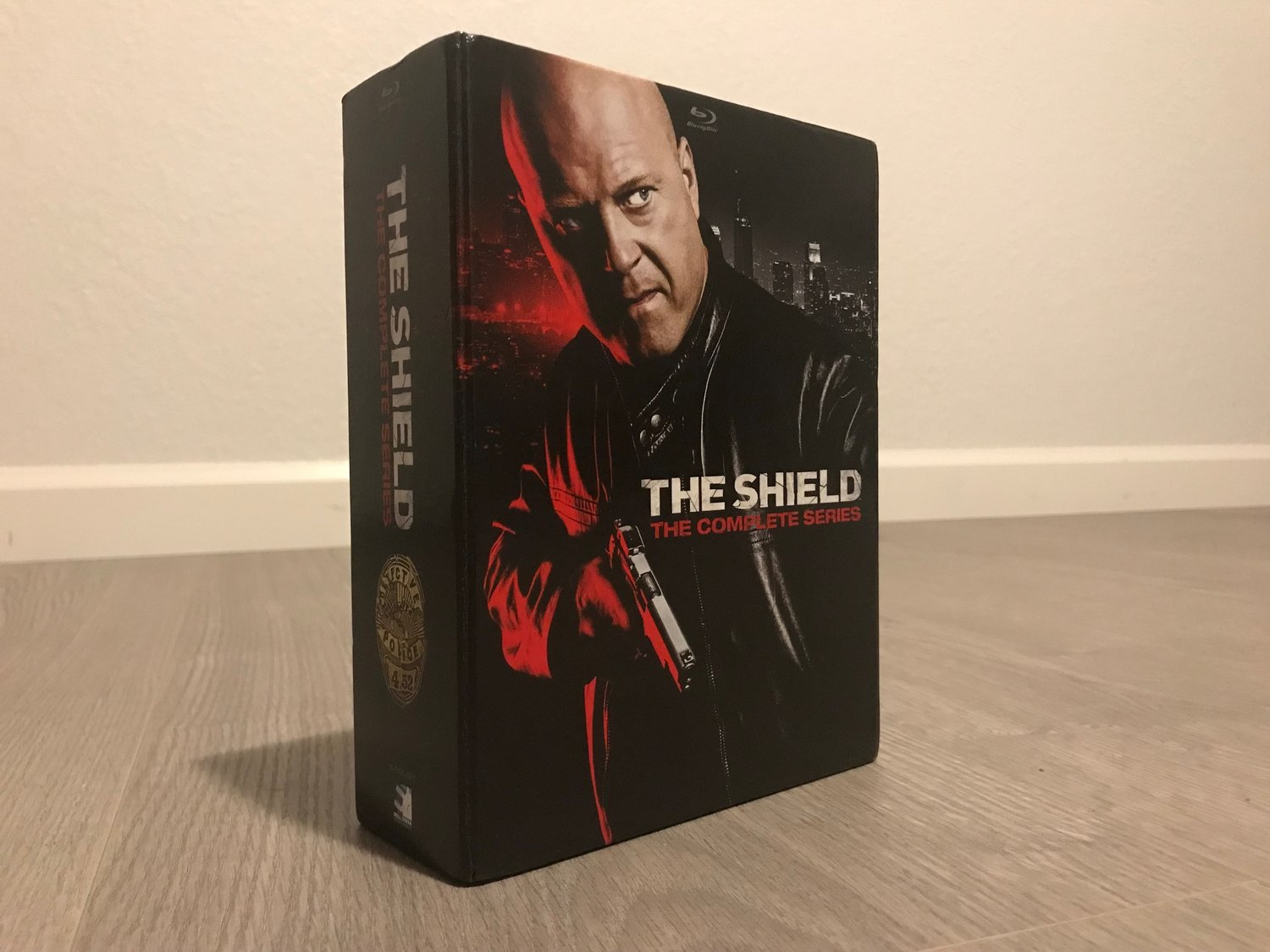 THE SHIELD - 4K SERIES REMASTER