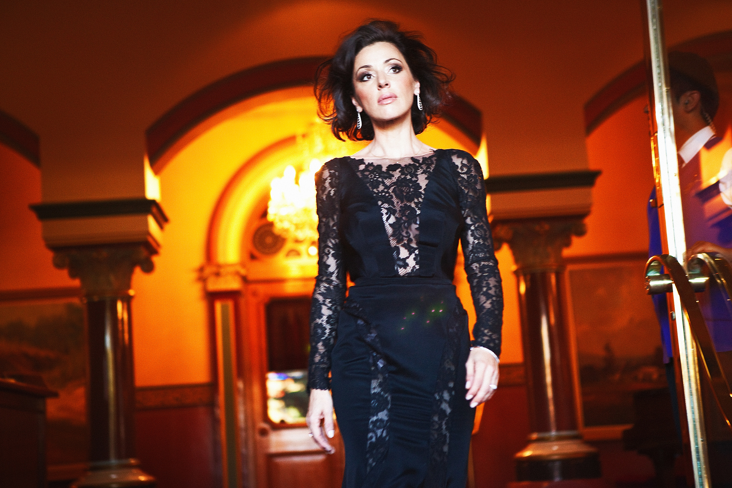 Tina Arena: Tour Program Cover