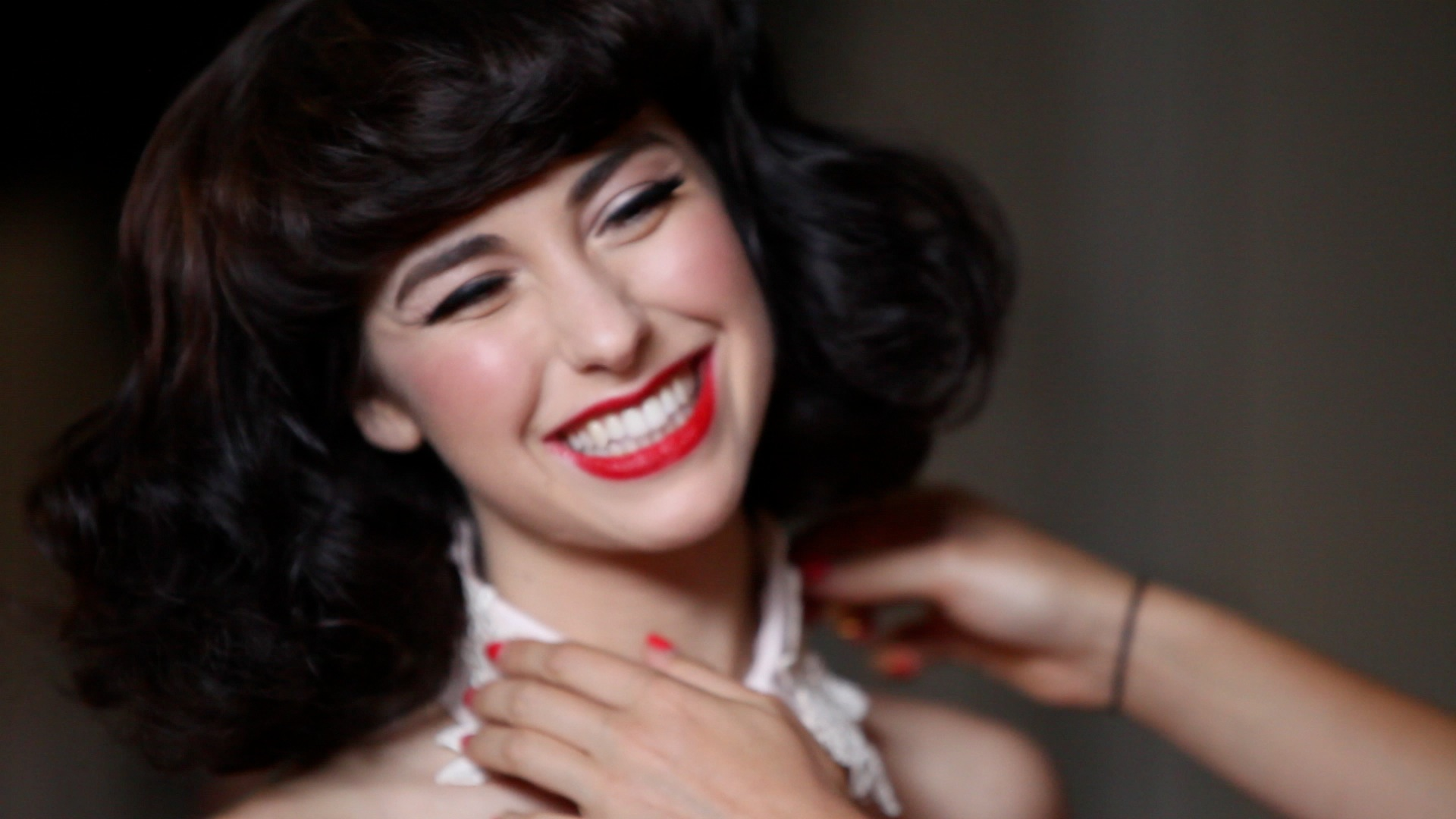 Kimbra Shoot / Video BTS