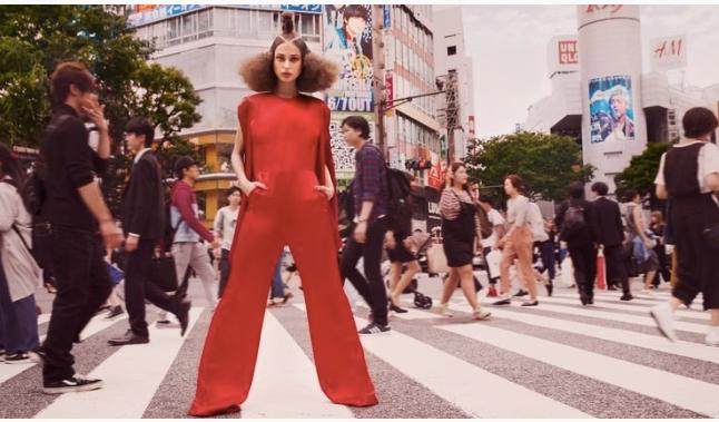 Shu Uemura for Vogue Magazine Aug 17