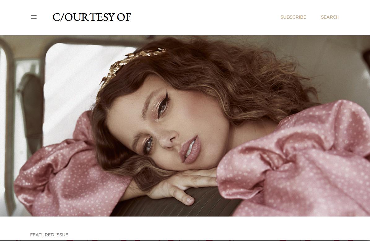 Courtsey Of Magazine