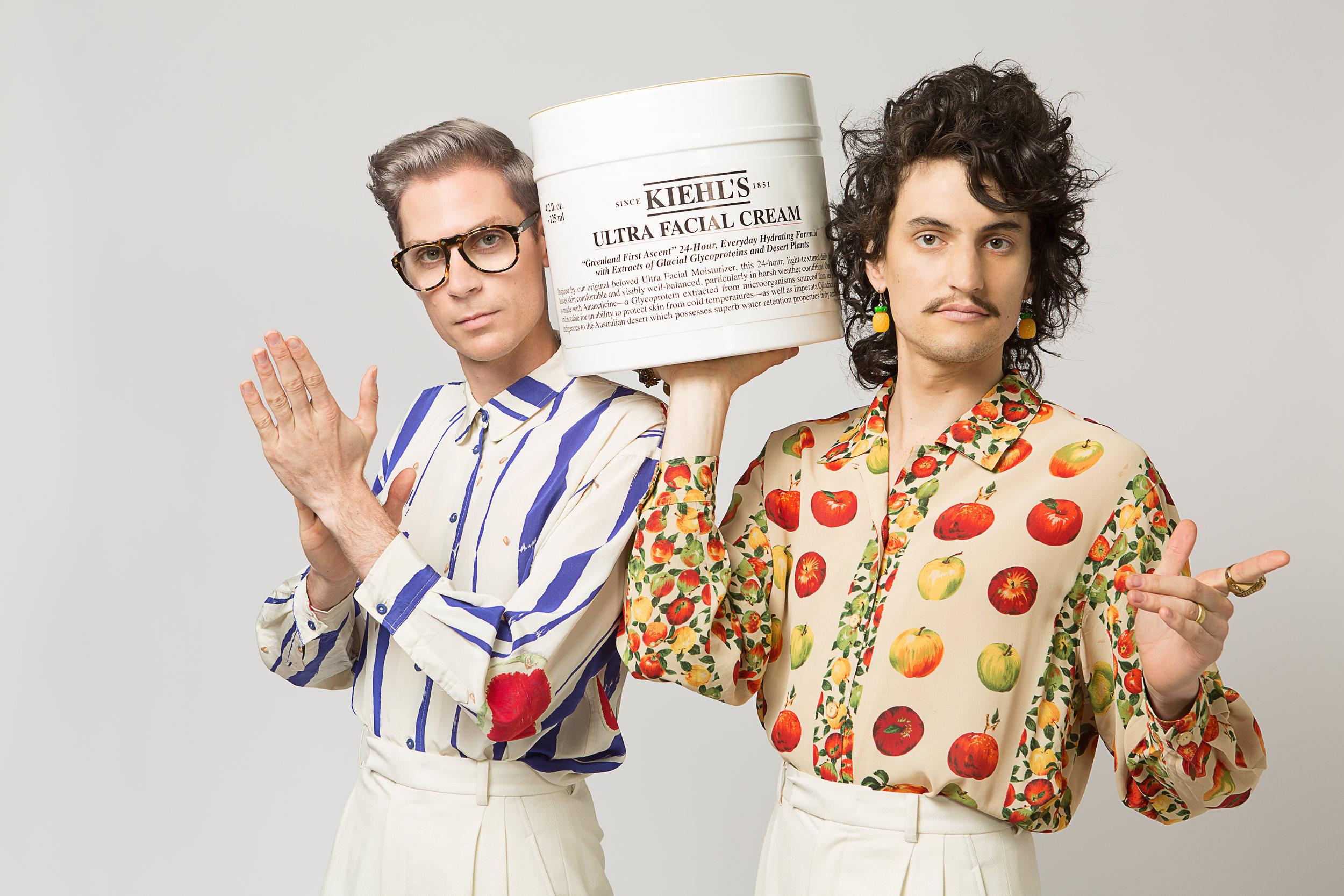 Client Liason  X Kiehl's Campaign