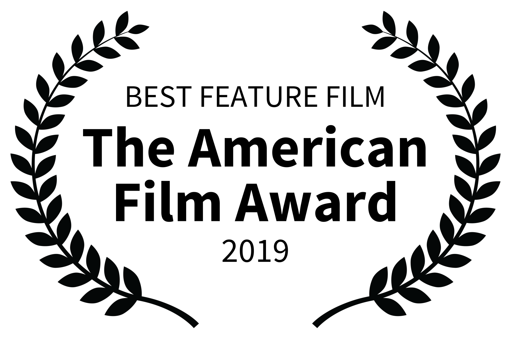 BEST FEATURE FILM - The American Film Award - black.png