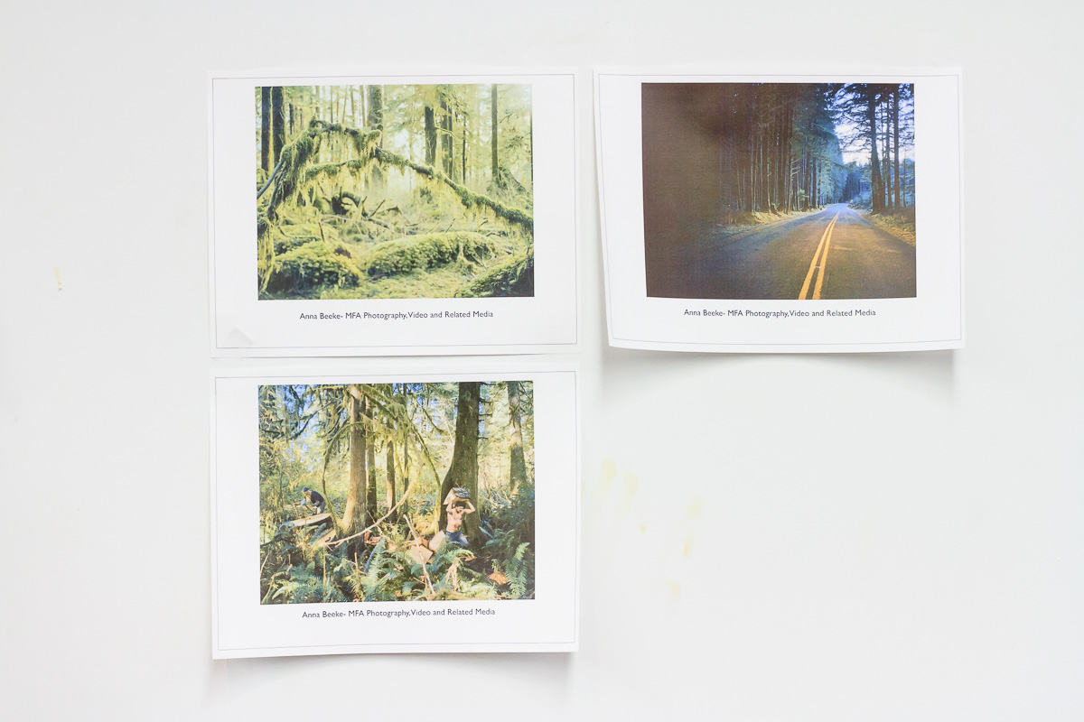 Works by Anna Beeke - MFA Photography, Video and Related Media