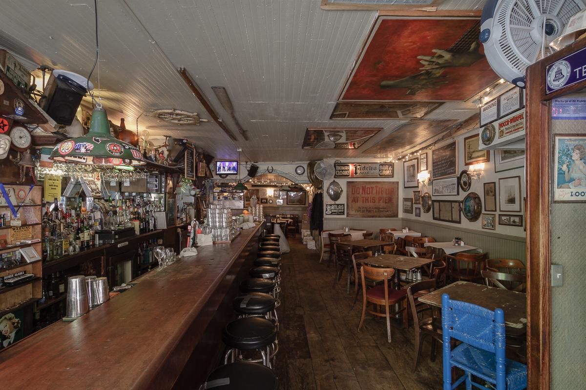 EAR INN[used as a bar as early as 1835] 326 Spring Street