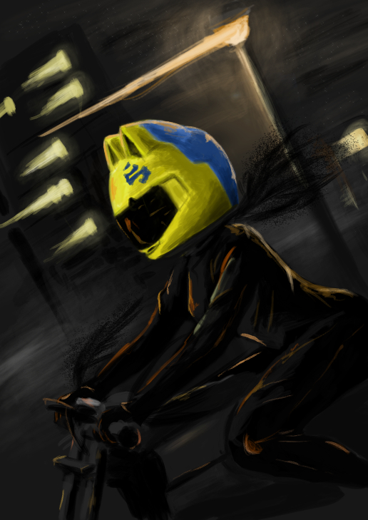 Celty Sturluson from Durarara