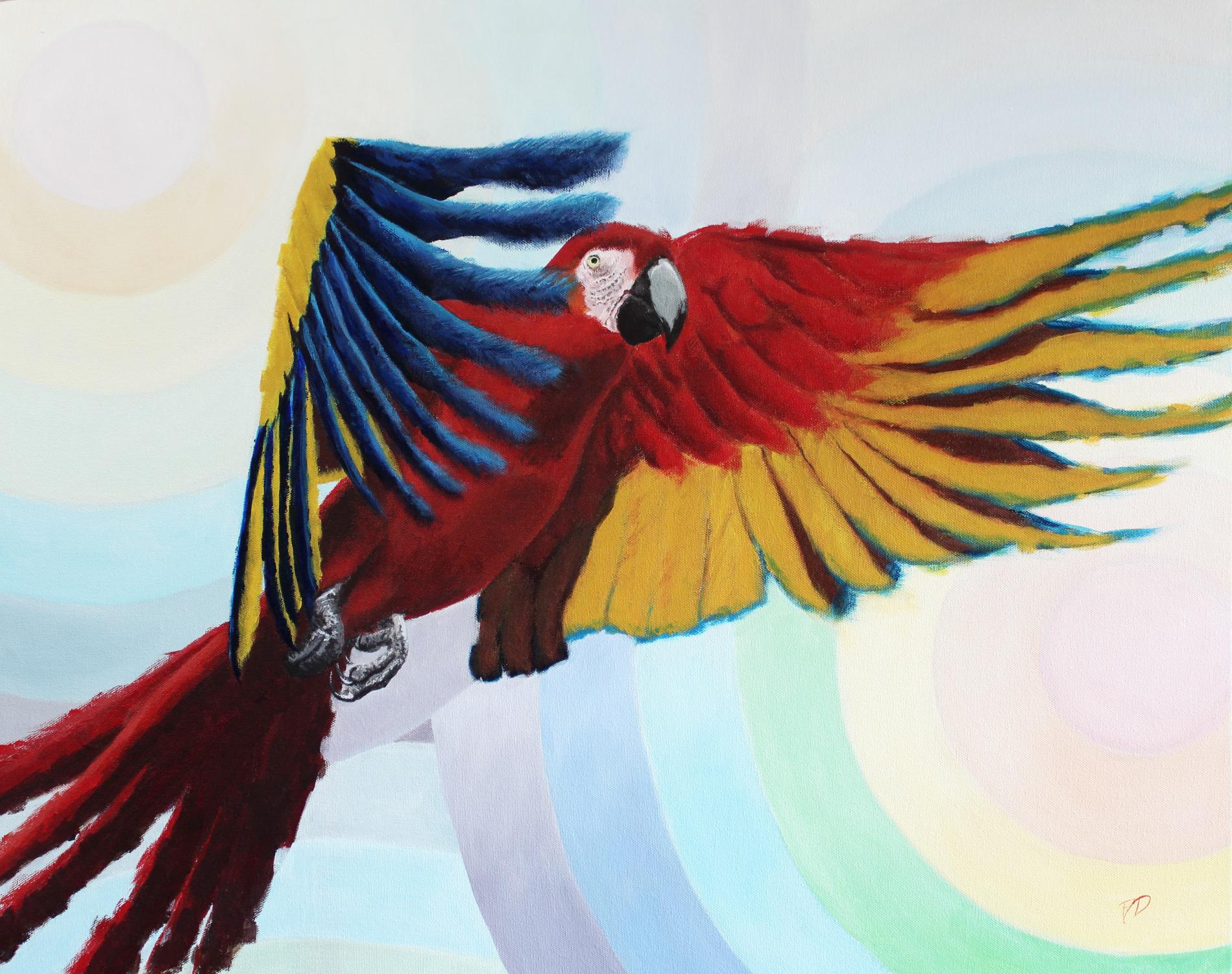 Cumbrian Macaw