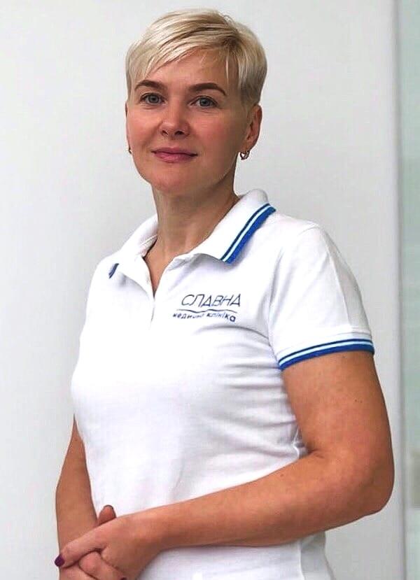 Наталія Миколаївна ТИХОМИРОВА