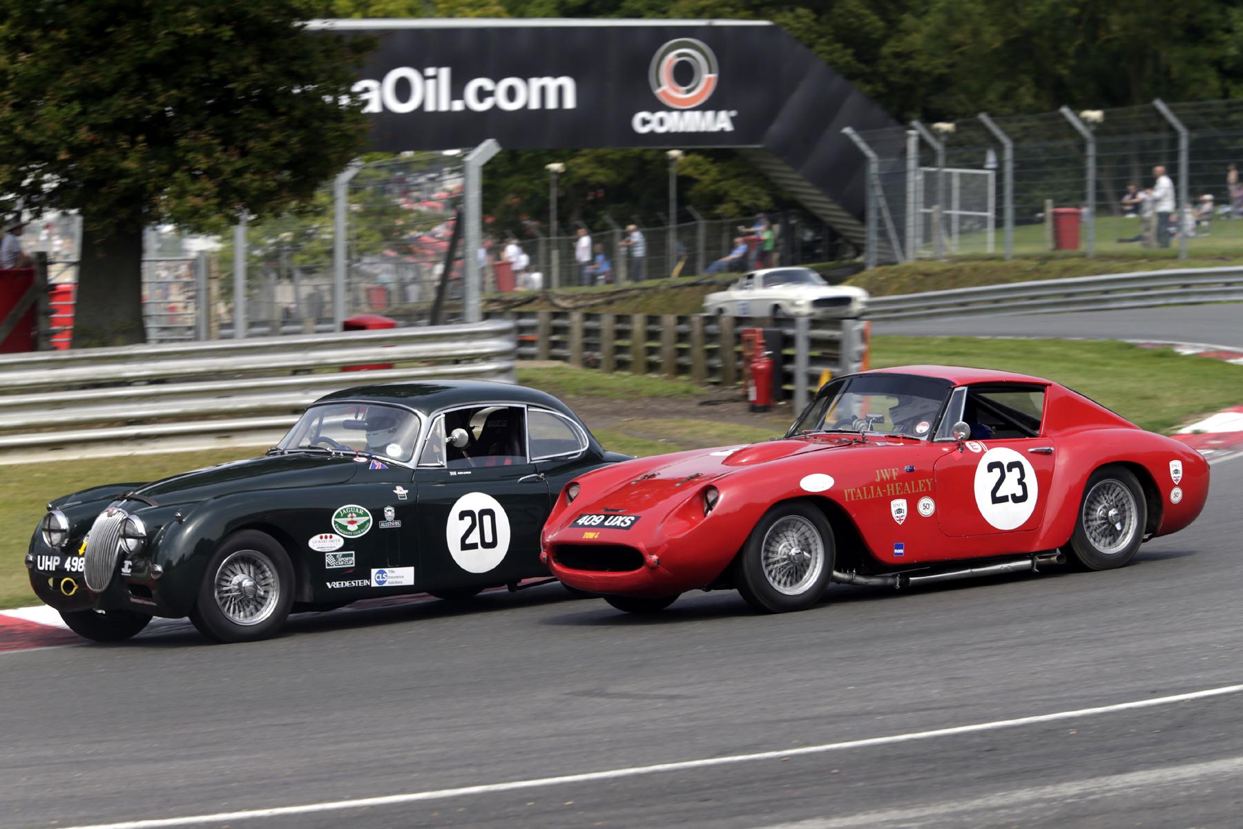 Marc Gordon and Daniel Wood                                                    Photo - Gary Hawkins
