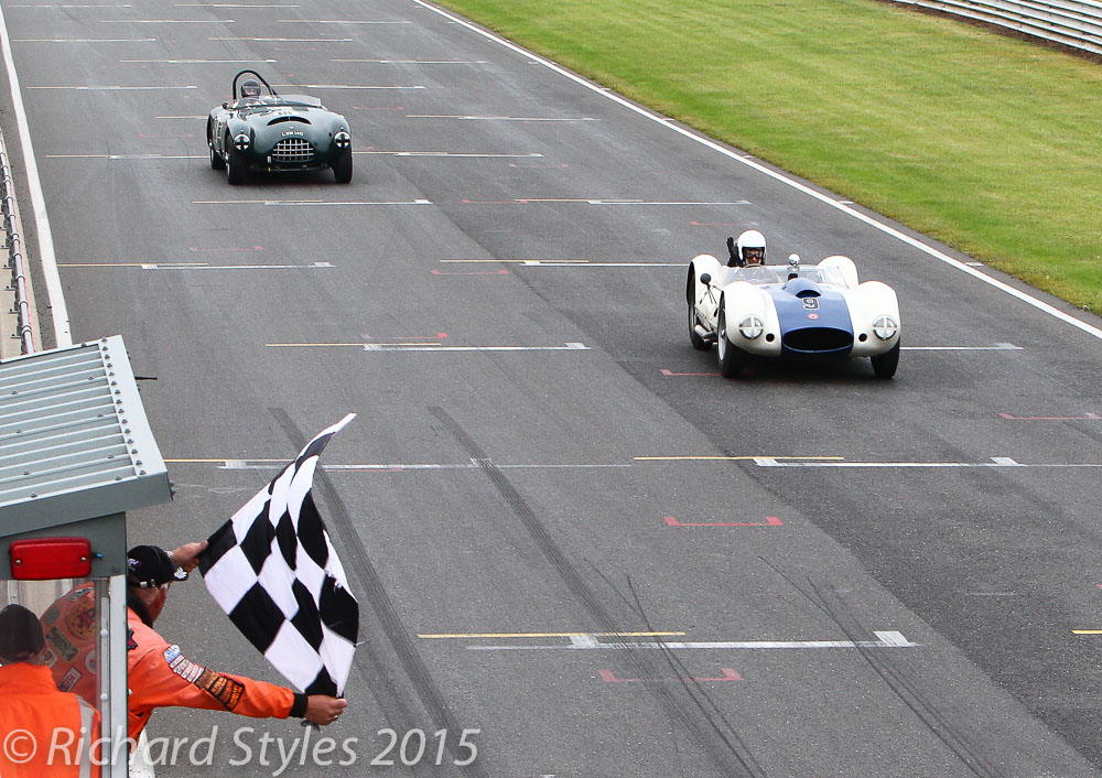 Julian Majzub acknowledges his fine victory having mastered the conditions perhaps a bit earlier than his competitors.