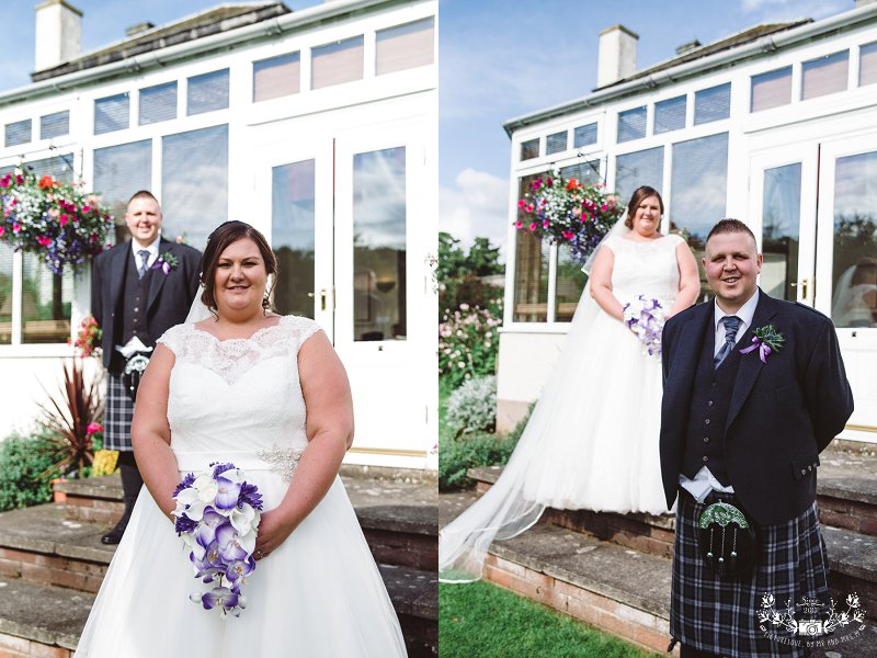 Keavil House wedding
