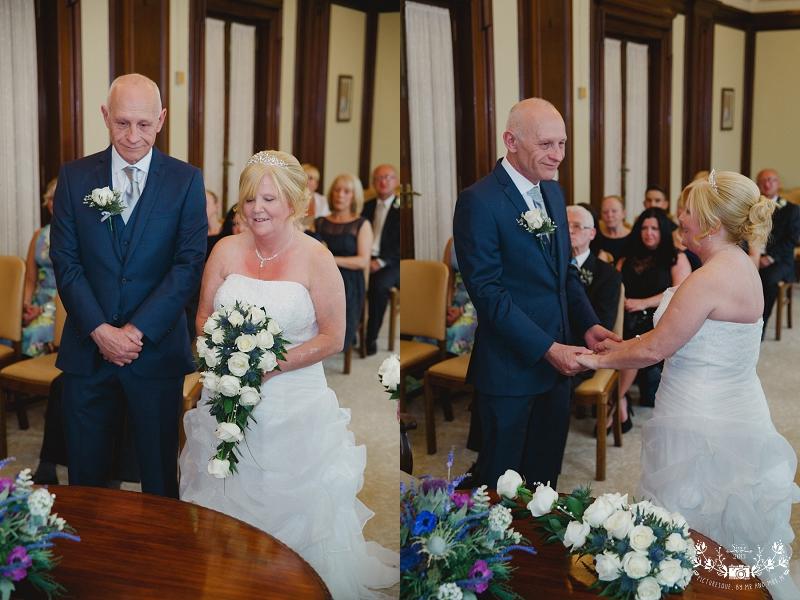 Stirling Registry Office wedding