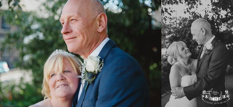 Stirling wedding photography