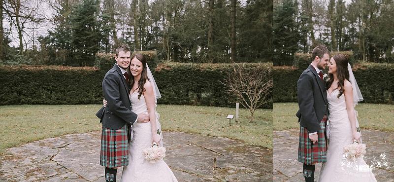 Solsgirth House wedding photography