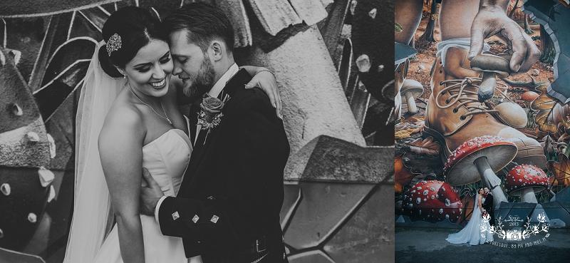 Corinthian Glasgow wedding