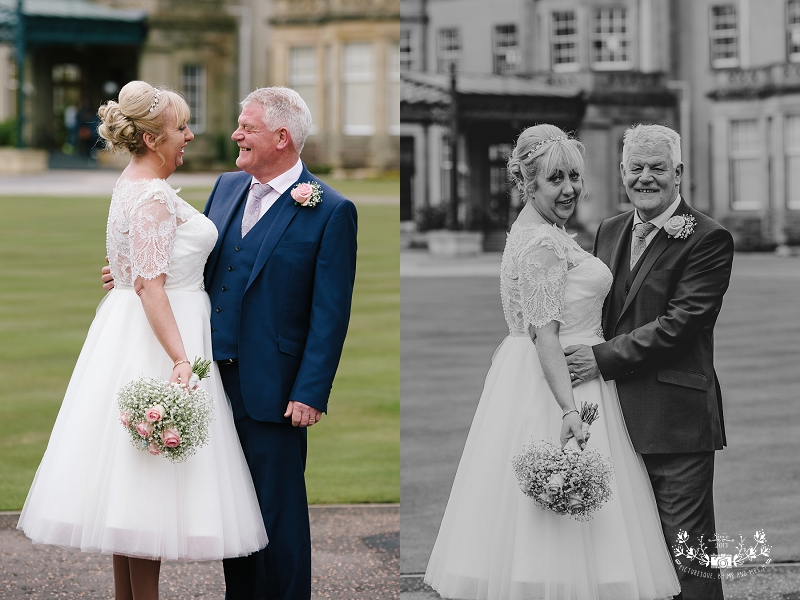 Gleneages hotel wedding // Shirley and John