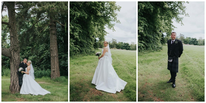 Glenbervie wedding photography