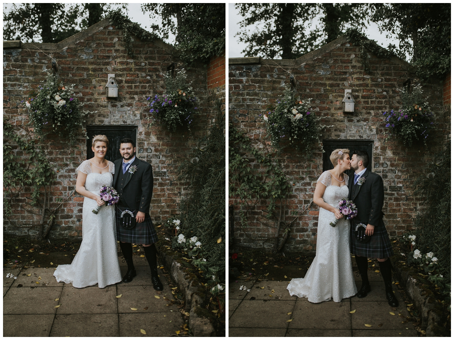 House for an Art Lover wedding photography