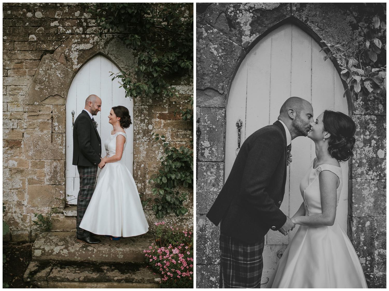 Guthrie Castle wedding photography