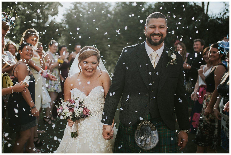 Inchyra grange hotel wedding