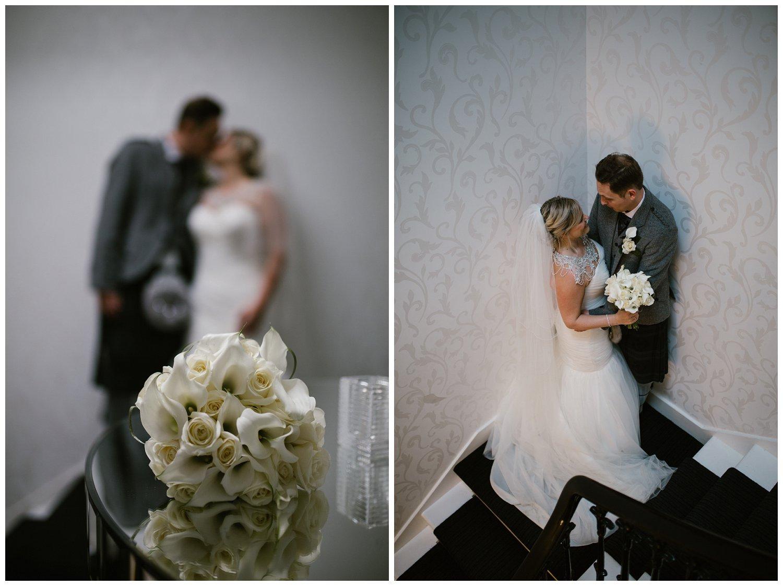 The Parsonage wedding