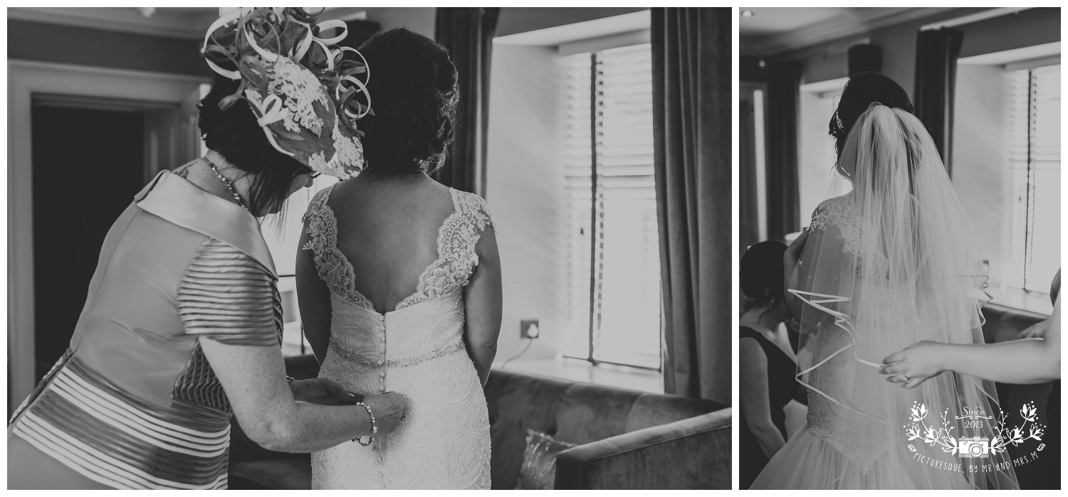 Carlowrie Castle  Wedding Photography, Picturesque by Mr and Mrs M_0032.jpg
