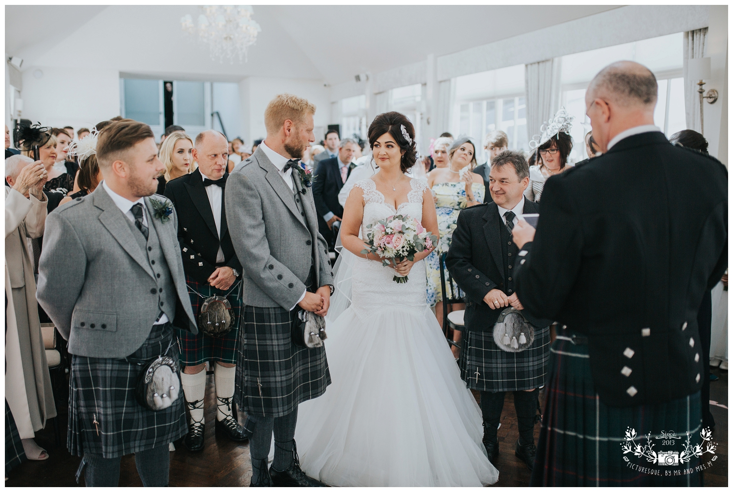 Carlowrie Castle  Wedding Photography, Picturesque by Mr and Mrs M_0035.jpg