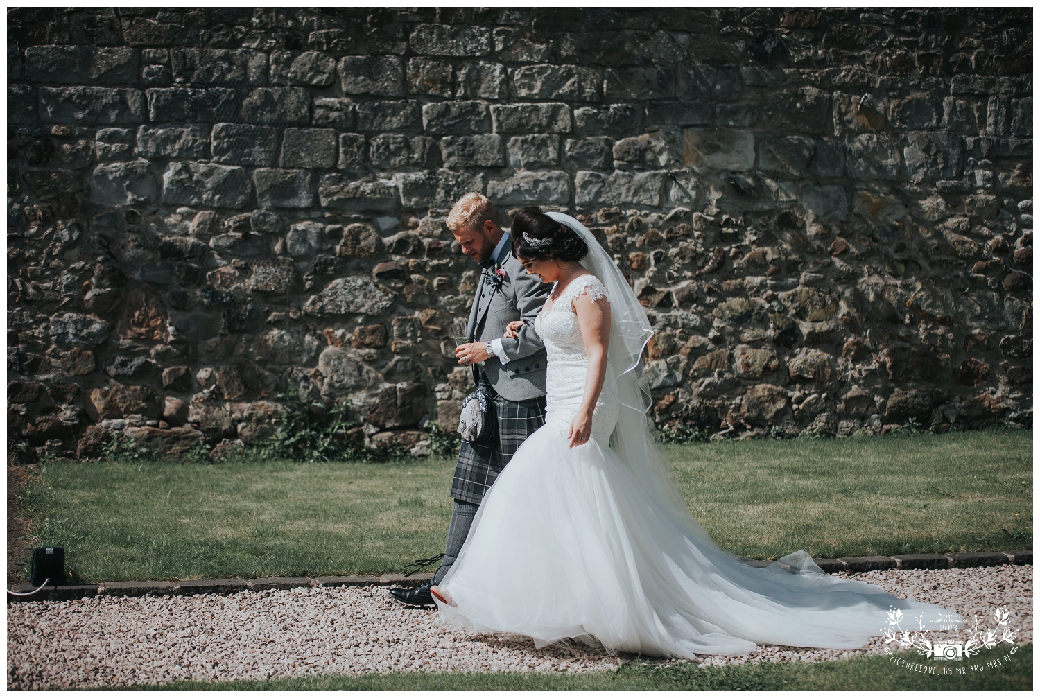 Carlowrie Castle  Wedding Photography, Picturesque by Mr and Mrs M_0058.jpg