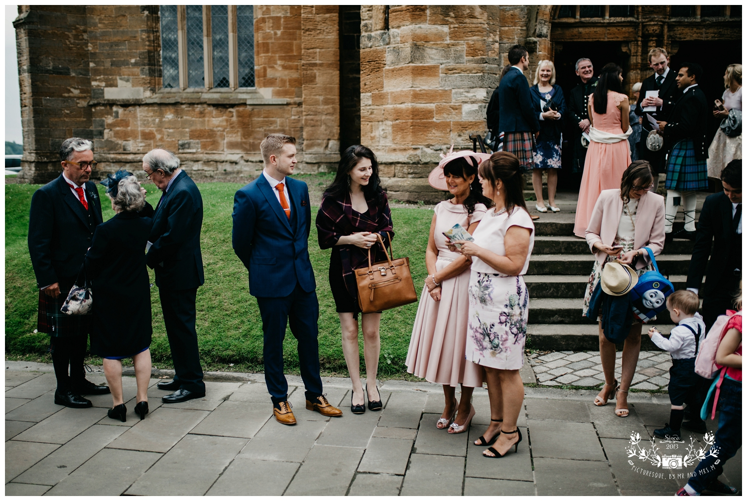 St Michael's Linlithgow and Carlowrie Castle Wedding, Scottish wedding photography, Picturesque by Mr and Mrs M_0026.jpg
