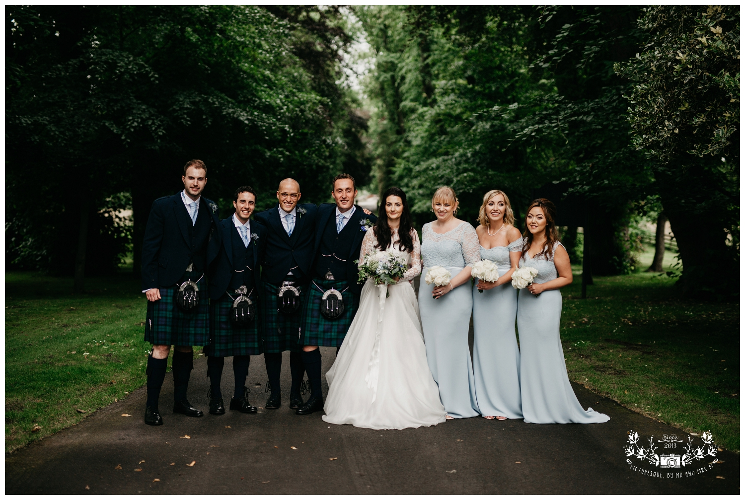 St Michael's Linlithgow and Carlowrie Castle Wedding, Scottish wedding photography, Picturesque by Mr and Mrs M_0033.jpg