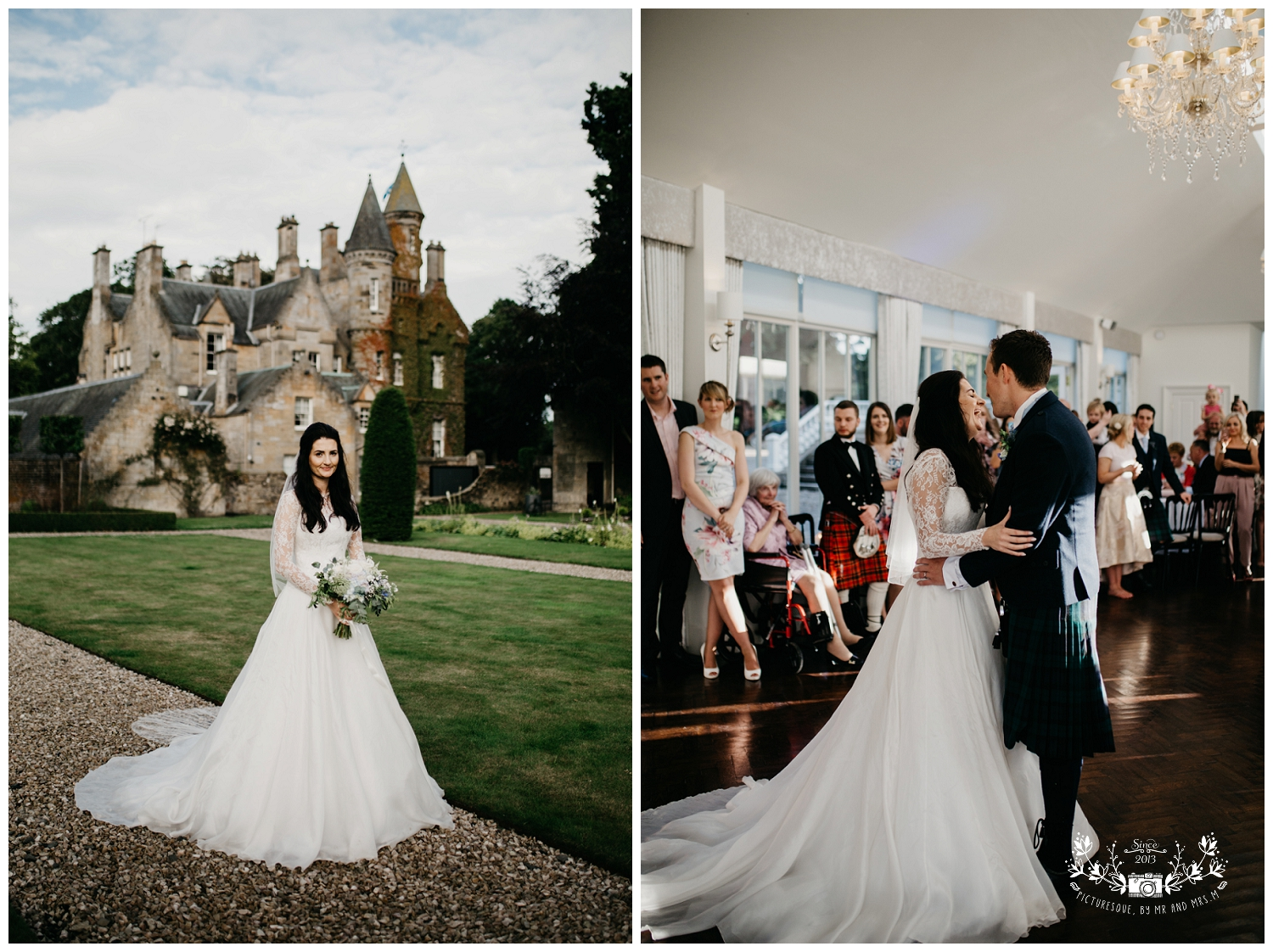 St Michael's Linlithgow and Carlowrie Castle Wedding, Scottish wedding photography, Picturesque by Mr and Mrs M_0050.jpg