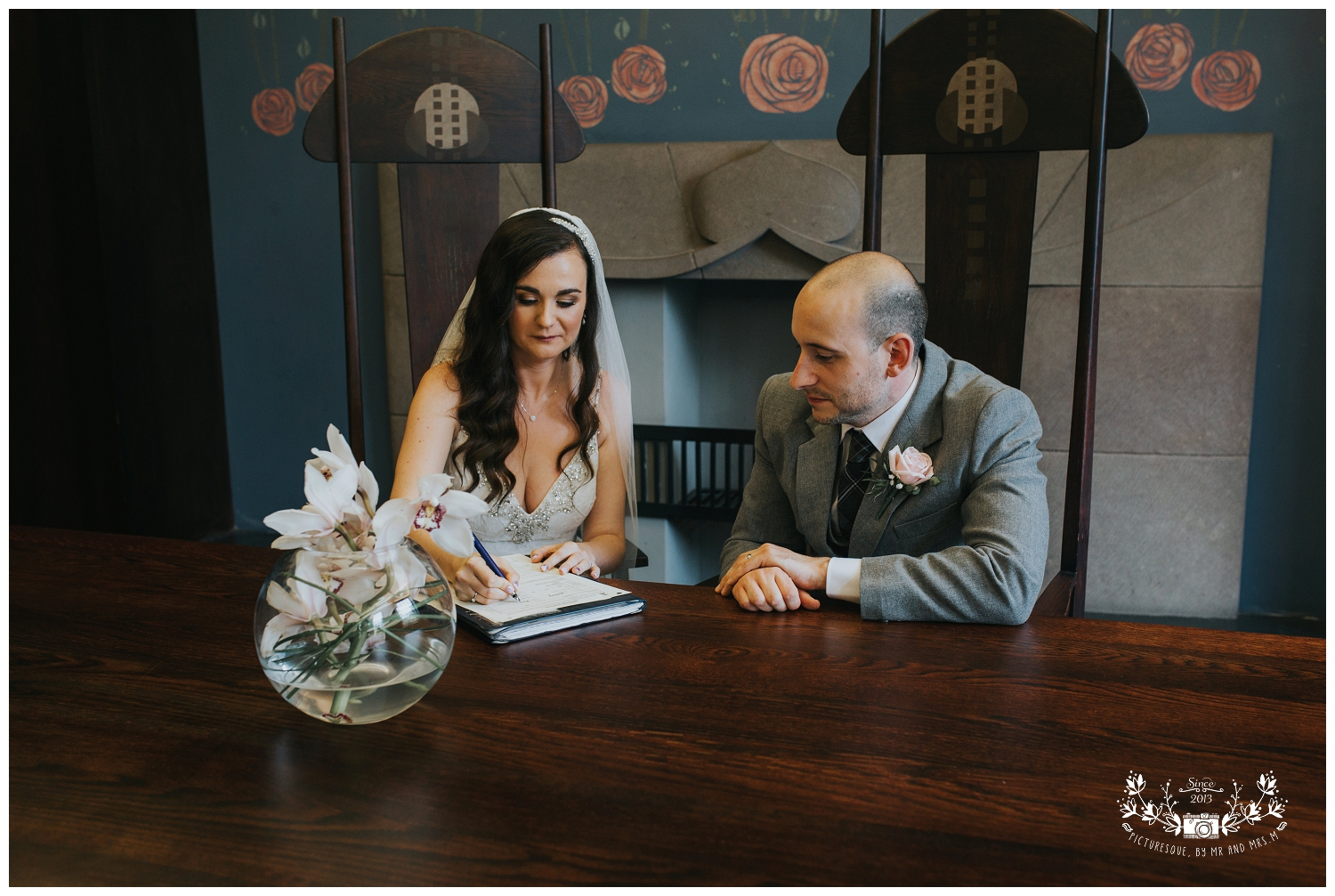 House for an Art Lover, wedding photography, Picturesque by Mr and Mrs M_0035.jpg