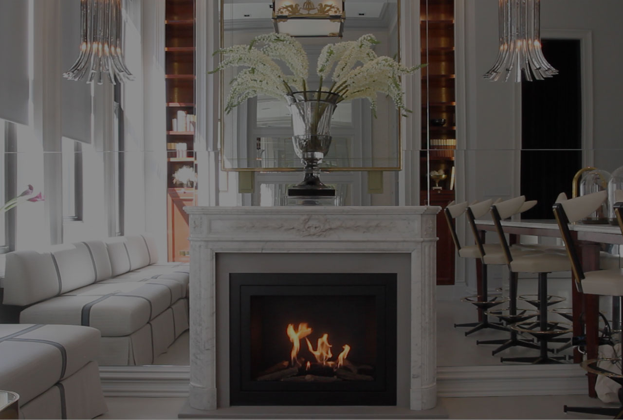 YOUR  L.A. DREAM FIREPLACE  AWAITS