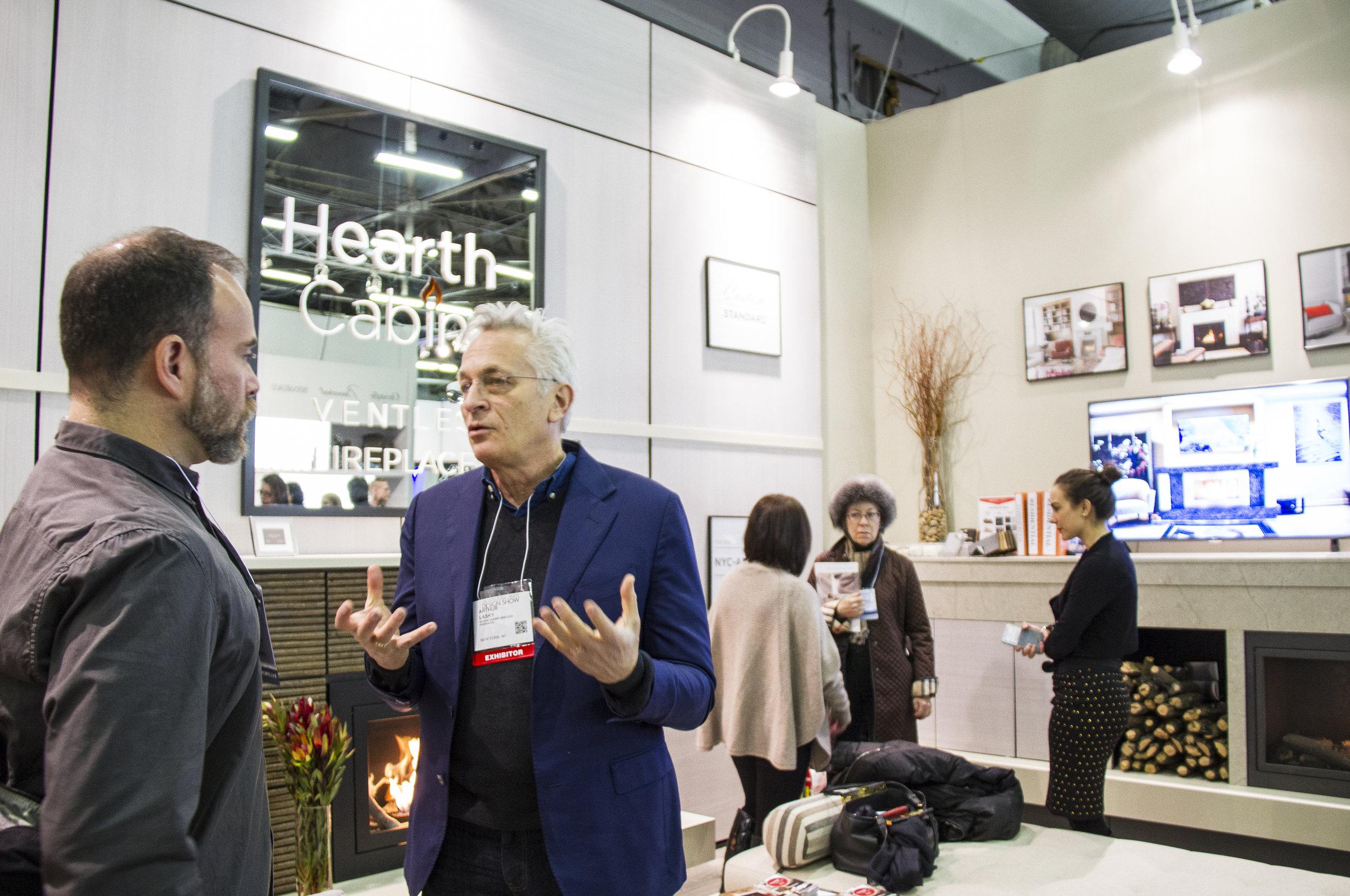 HearthCabinet: AD Design Show 2017
