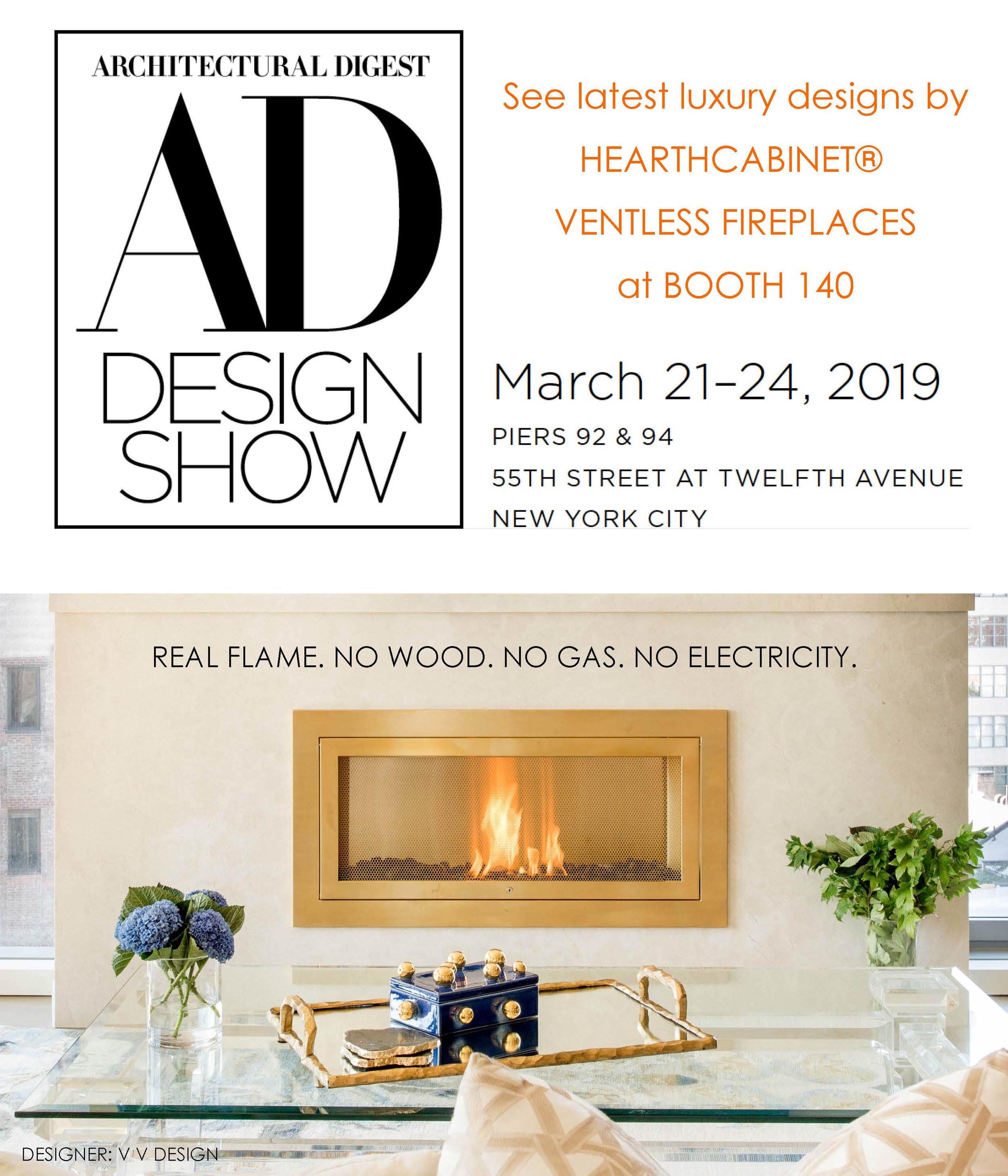 Join Us Arch Digest Design Show 2019