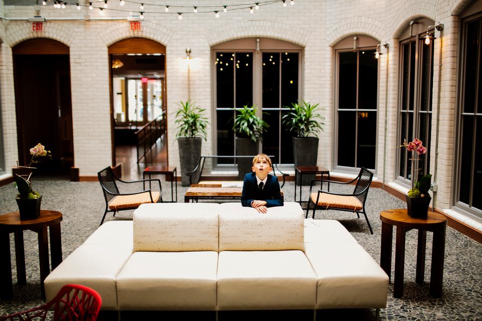 The new Marriott Residence Inn in South Boston